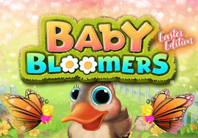 Baby Bloomers: Easter Edition
