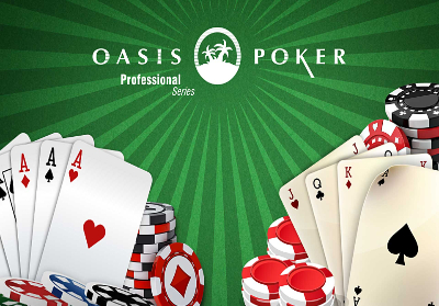 Oasis Poker Professional Series High Limit